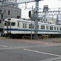 Tôbu 8000 (8671) at Kita-Senju