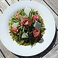 Salade de kiwi à l'italienne