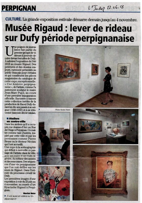 article l'indep 22