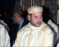 صاحب الجلالة محمد السادس ملك المغرب