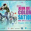 Nice 7eme Jeux de la francophonie