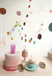 Guirlande confetti