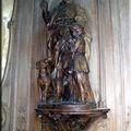 ST ROch XVIIe s., église St Martin de BEZU-LA-FORET (27) www.bellelevriere.canalblog.com
