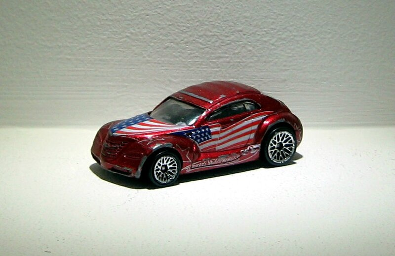 Chrysler pronto (Hotwheels 2002)