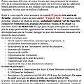 Lettre de jean-yves marinaro, corps et voix et adhésion à l'association.