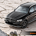 Location mercedes benz glc à casablanca