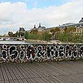 Cadenas, message Pont des arts_2466