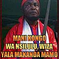 Ne mavuemba nkosi s'adresse aux hommes dechus de la rdc !