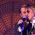 le 09 novembre 2014 les Vieilles Canailles en directe de paris Bercy (38)