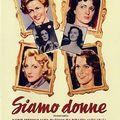 Nous, les femmes (siamo donne) (1953) de visconti, rossellini, franciolini, zampa et guarini