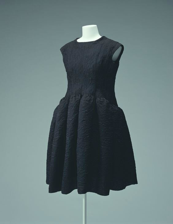 Cristobal Balenciaga, Dress, Autumn-Winter 1966