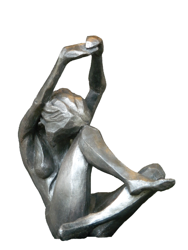 Eclosion1 - sculpture de Xavier Besson