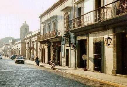 OAXACA une rue