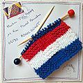 14 juillet anniversaire et yarn bombing