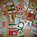 30 cartes Bonne Année 2012