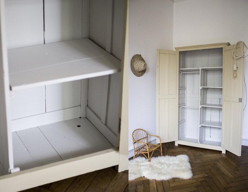 armoire parisienne chambre bebe TRENDY LITTLE