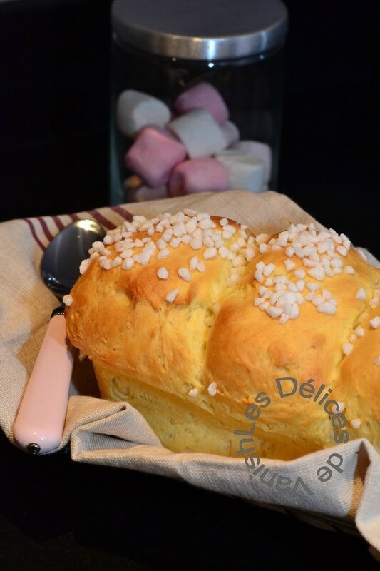 brioche moelleuse, thermomix, harry's, creadidi