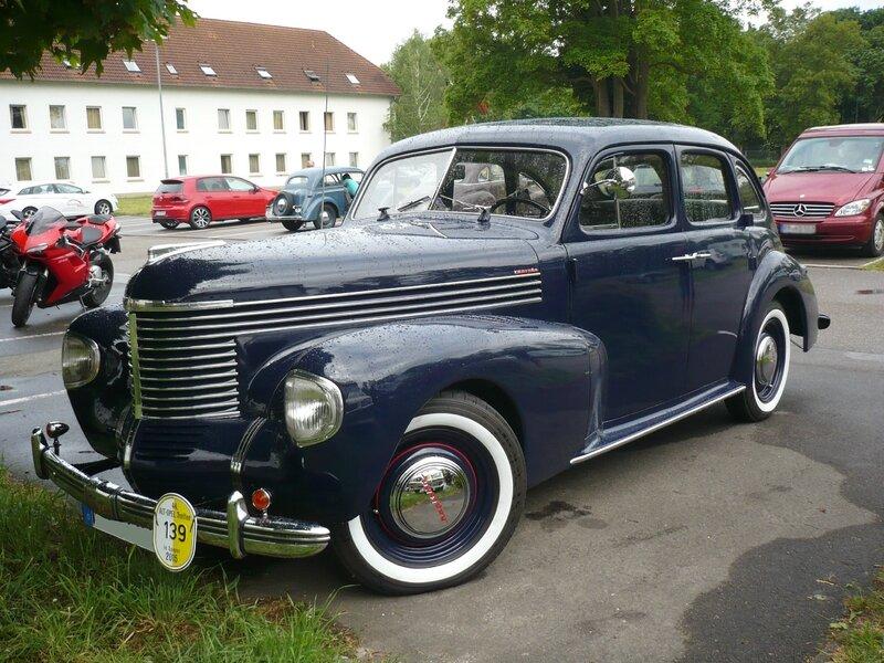 OPEL Kapitän '39 berline 4 portes Speyer (3)