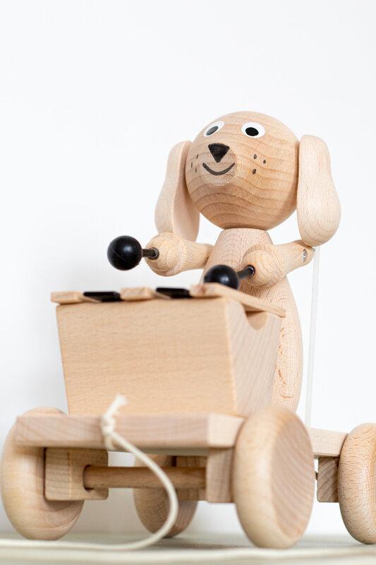 jouet-en-bois-chien-TRENDY-LITTLE