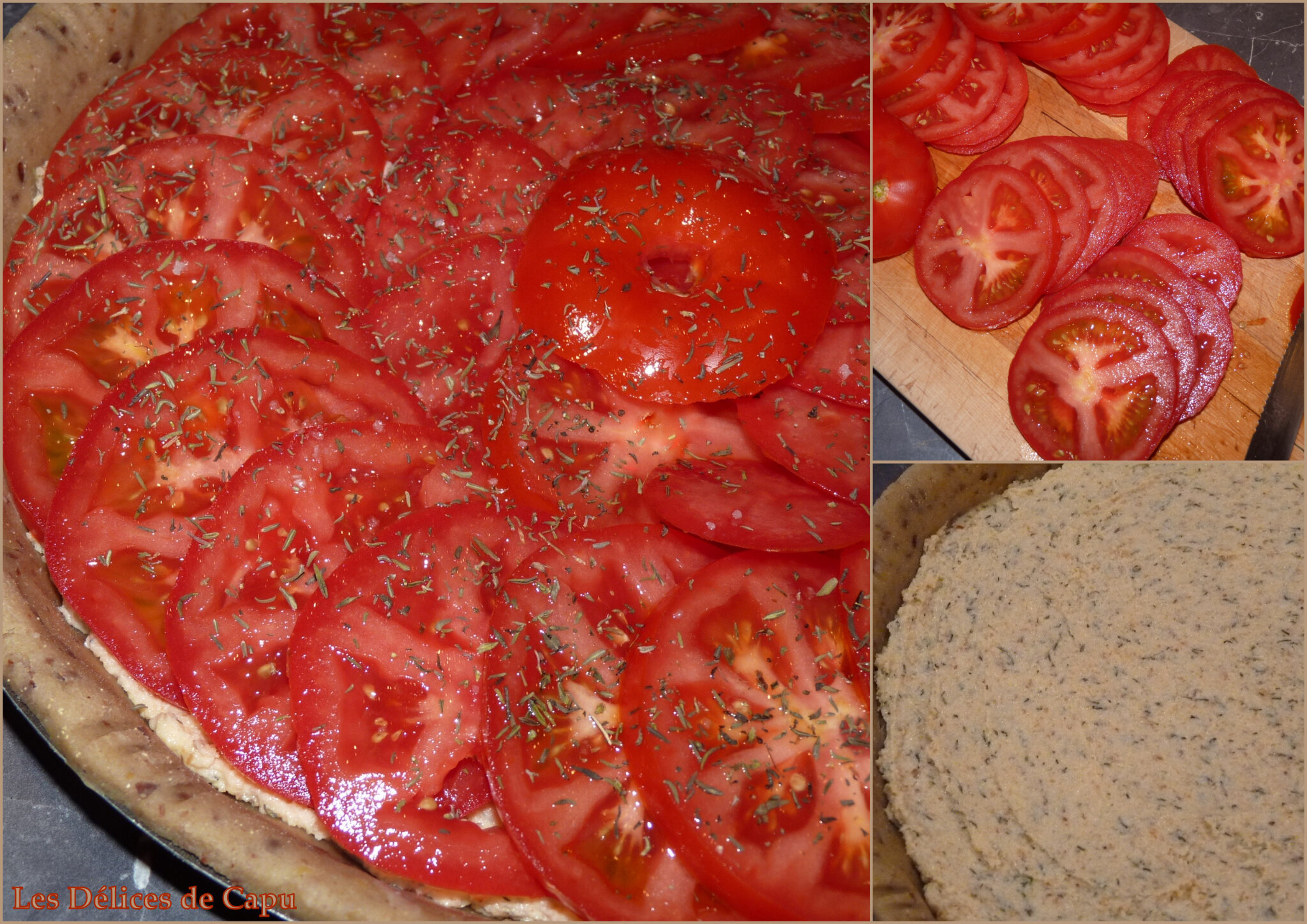 Tarte aux tomates1