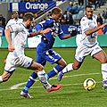 227 à 247 - deuxieme but ayite - 1574 - l1 - scb 2 troyes 0 - le match - 02 02 2016