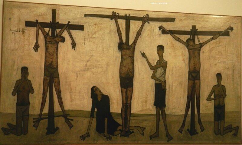 Buffet - La Crucifixion