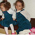 Deux robes pour le prix d'une, la suite !