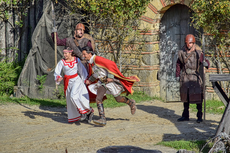 Histoire du Bas-Poitou, les Normands et la Bataille de Brillac 853 – 1035 charte de Geoffroy, vicomte de Thouars don de terre à Moutiers-sur-le-Lay (2)