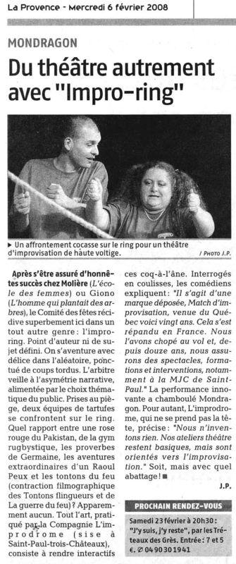 La Provence060208 Ring