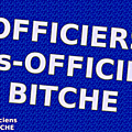 Annee 1990. officiers sous-officiers de bitche