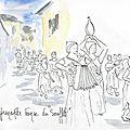 Sévérac le Château danse du soufflet