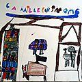 dessin de Camille 6 ans