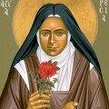 Ste Thérèse de l'E