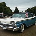 FORD Fairlane 500 Galaxie Skyliner 2door hardtop 1959 Schwetzingen (1)