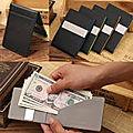 Porte-feuille magique multiplicateur en dollar