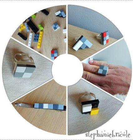 bijoux lego a faire soi-même