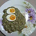 Oseille - cuisson