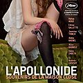 L'apollonide, souvenirs de la maison close de bertrand bonello