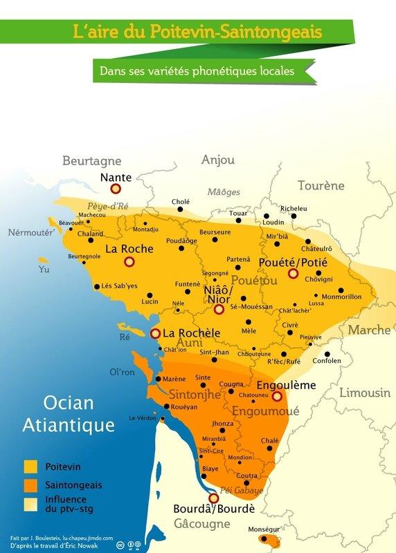 Aire du Poitevin-saintongeais II