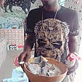 Calebasse magique d'argent