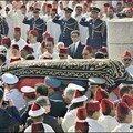 جلالة الملك المففور له الحسن الثاني