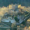 Chateaux féodaux autour de clermont (09)