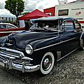 Chevrolet fleetline deluxe 2door sedan-1949