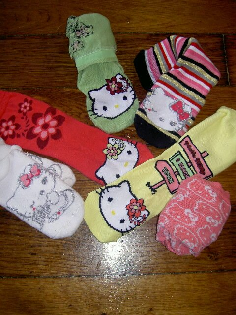 amp;m By Ma Kitty Chaussettes De Hello Collection H Photo wzFxZx