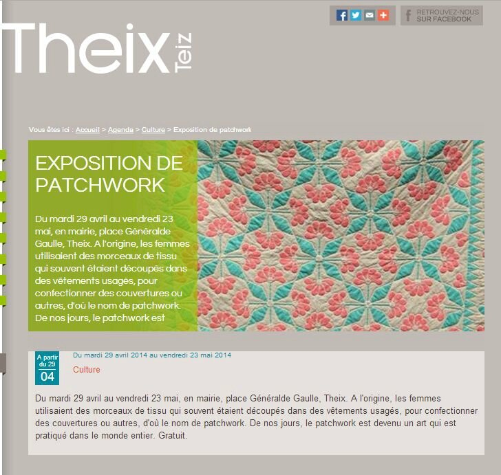 expo theix 2014