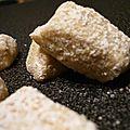 Minis kipferls à la vanille au thermomix (ou pas)
