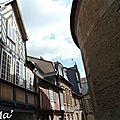 Rennes #13 - rue de la psalette