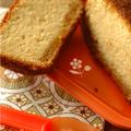 Deux recettes réunies : un cake et une pâte à l'abricot ...