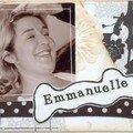 La carte d'Emmanuelle