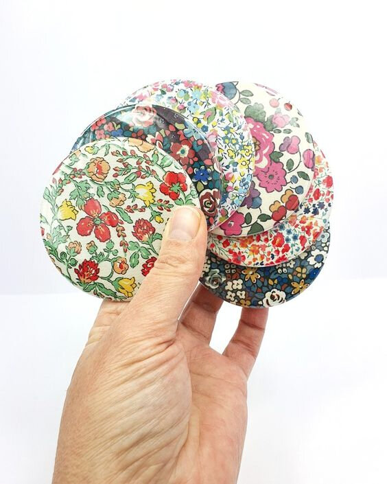 magnets tissu Liberty of London